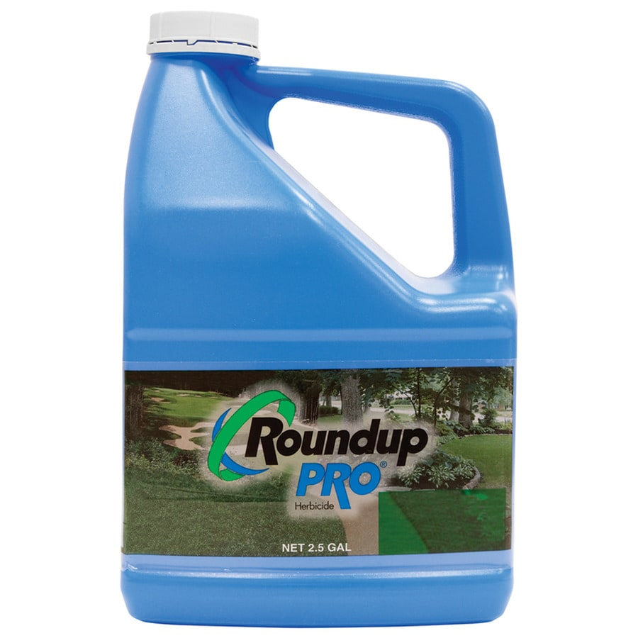 Roundup 320-oz Pro Herbicide Grass and Weed Killer Concentrate