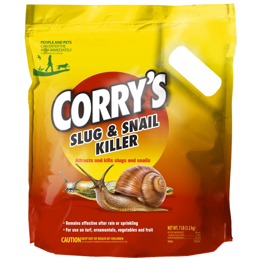 Corry's 7-lbs Granular Snail and Slug Killer