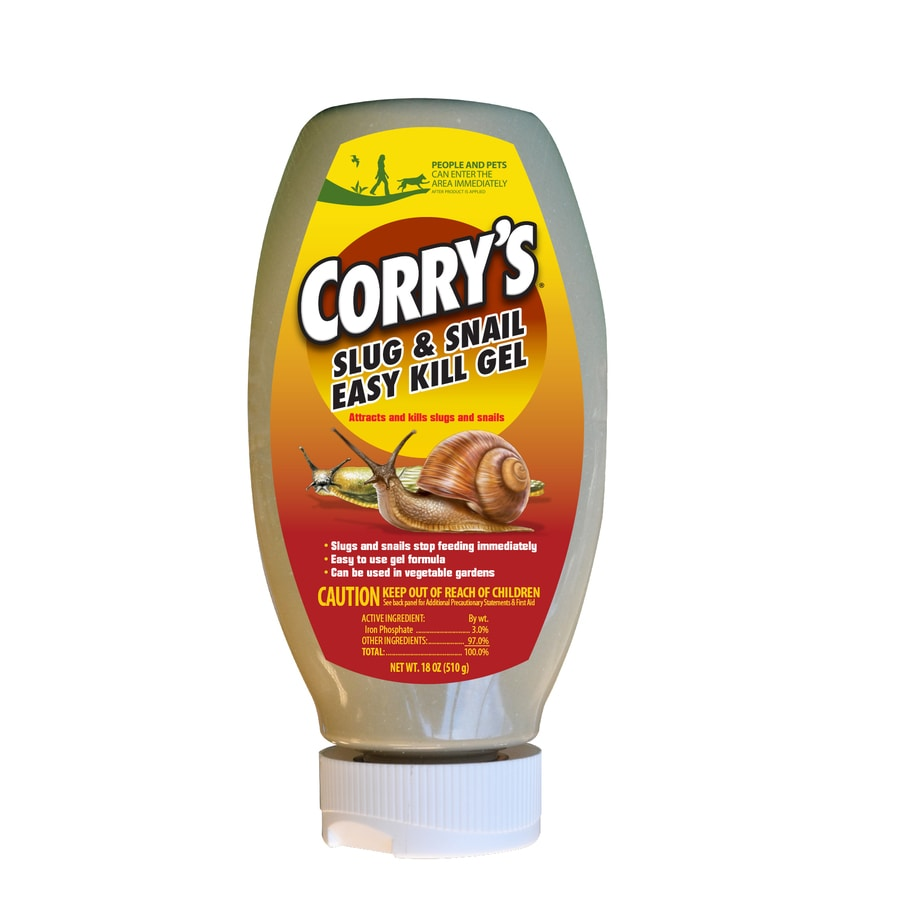 Corry's 18-oz Ready-To-Use Liquid Snail and Slug Killer
