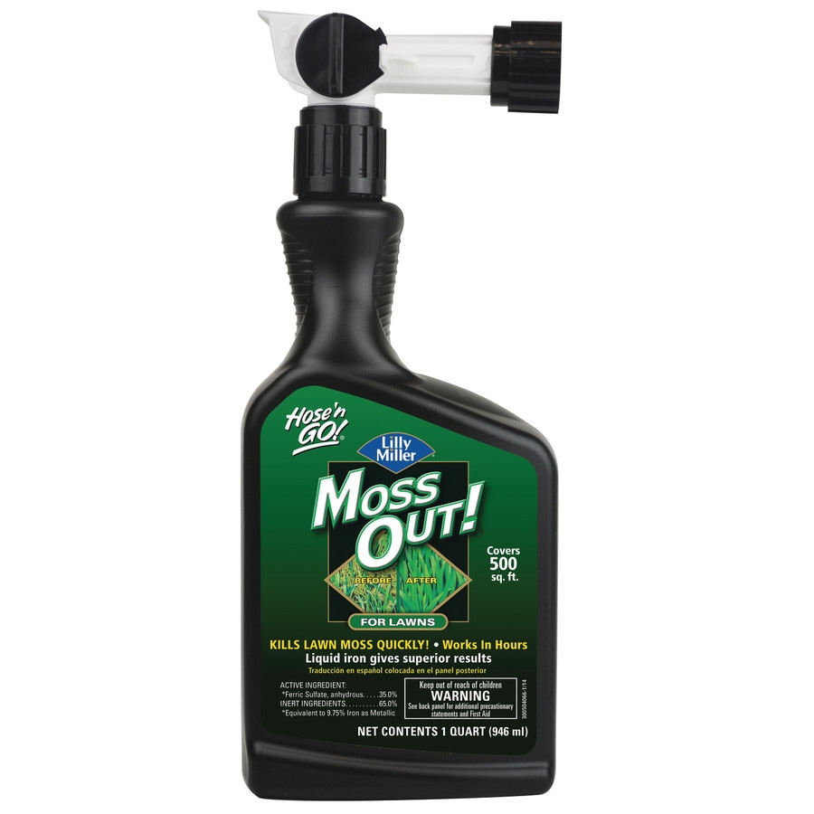 Lilly Miller 32-oz Ready-To-Use Liquid Moss and Algae Control