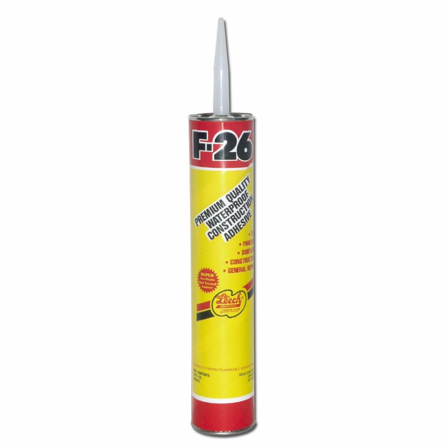 Leech Adhesives Construction Adhesive