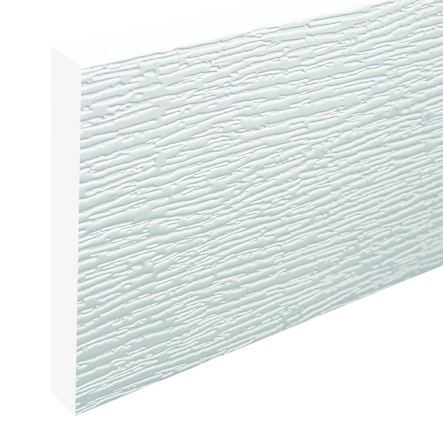 Royal Mouldings Limited PVC Board (Actual: 0.75-in x 7.25-in x 8-ft)