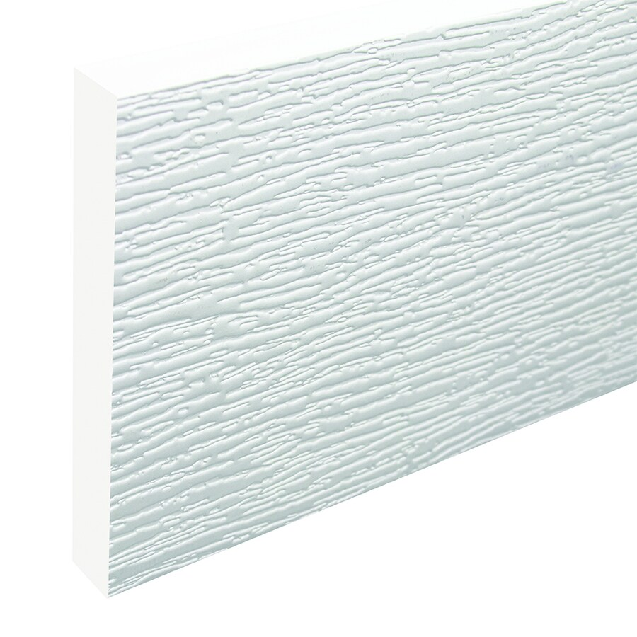 Royal Mouldings Limited PVC Board (Actual: 0.75-in x 9.25-in x 12-ft)