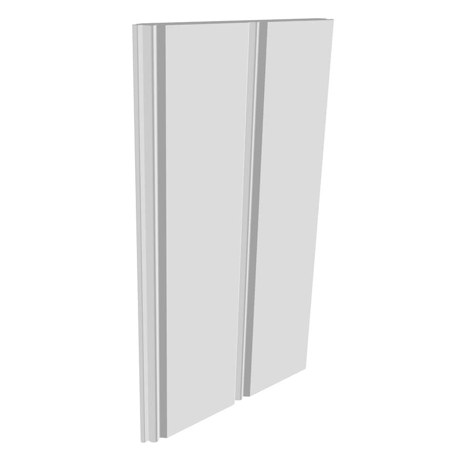 Royal Mouldings Limited PVC Board (Actual: 0.75-in x 5.5-in x 12-ft)