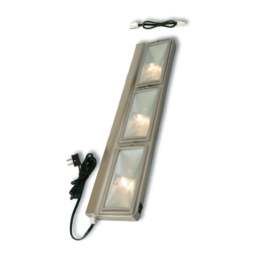 Utilitech 30-in Hardwired or Plug-In Under Cabinet Xenon Light Bar