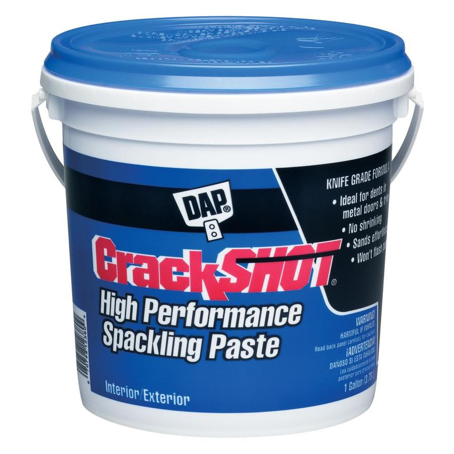 DAP Crackshot Spackling Paste