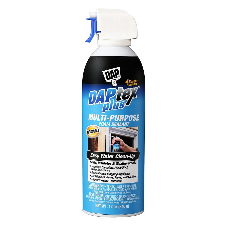 DAP 12-oz White Paintable Specialty Caulk