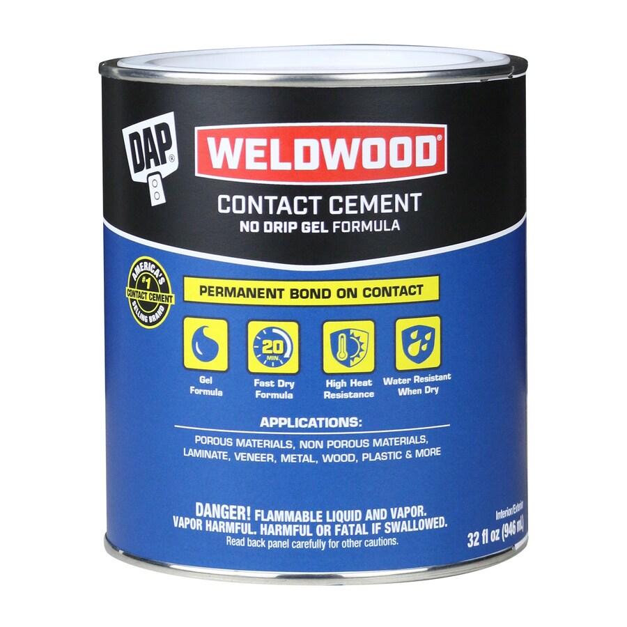 DAP Weldwood Gel Contact Cement