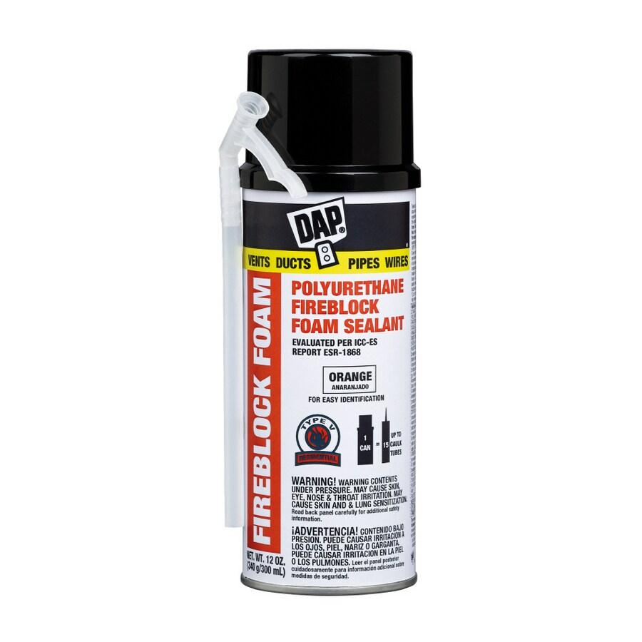 DAP 12-oz Orange Paintable Specialty Specialty Caulk