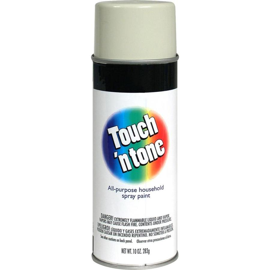 Rust-Oleum Touch N Tone Almond Fade Resistant Enamel Spray Paint (Actual Net Contents: 10-oz)