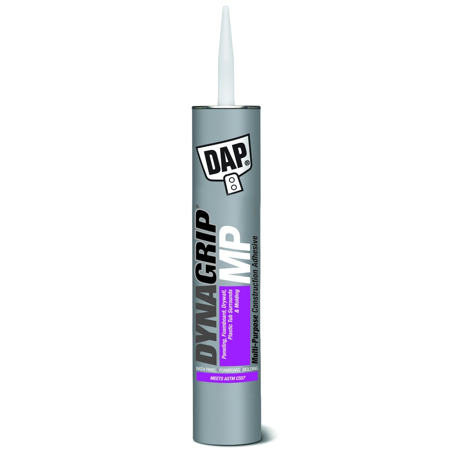 DAP DYNAGRIP MP Multipurpose Construction Adhesive