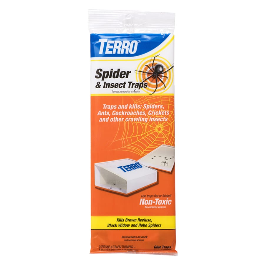 TERRO Spider and Insect Traps