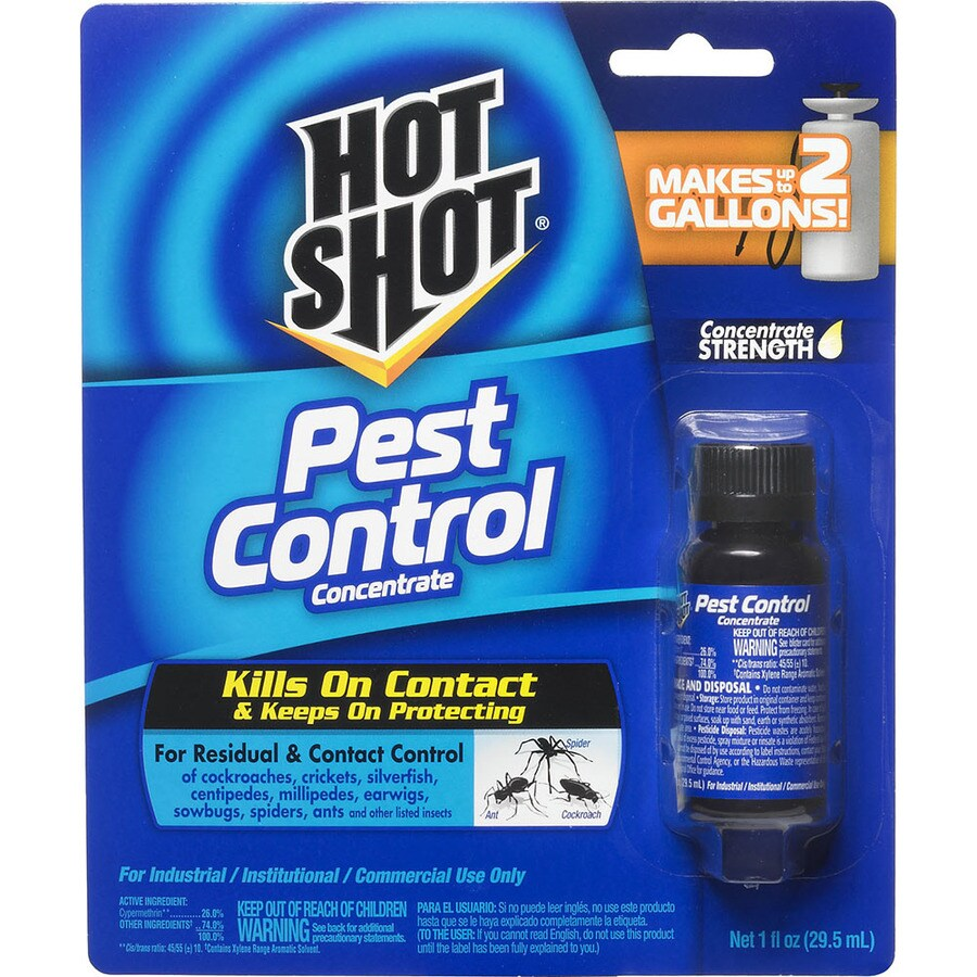 Hot Shot Pest Control Concentrate