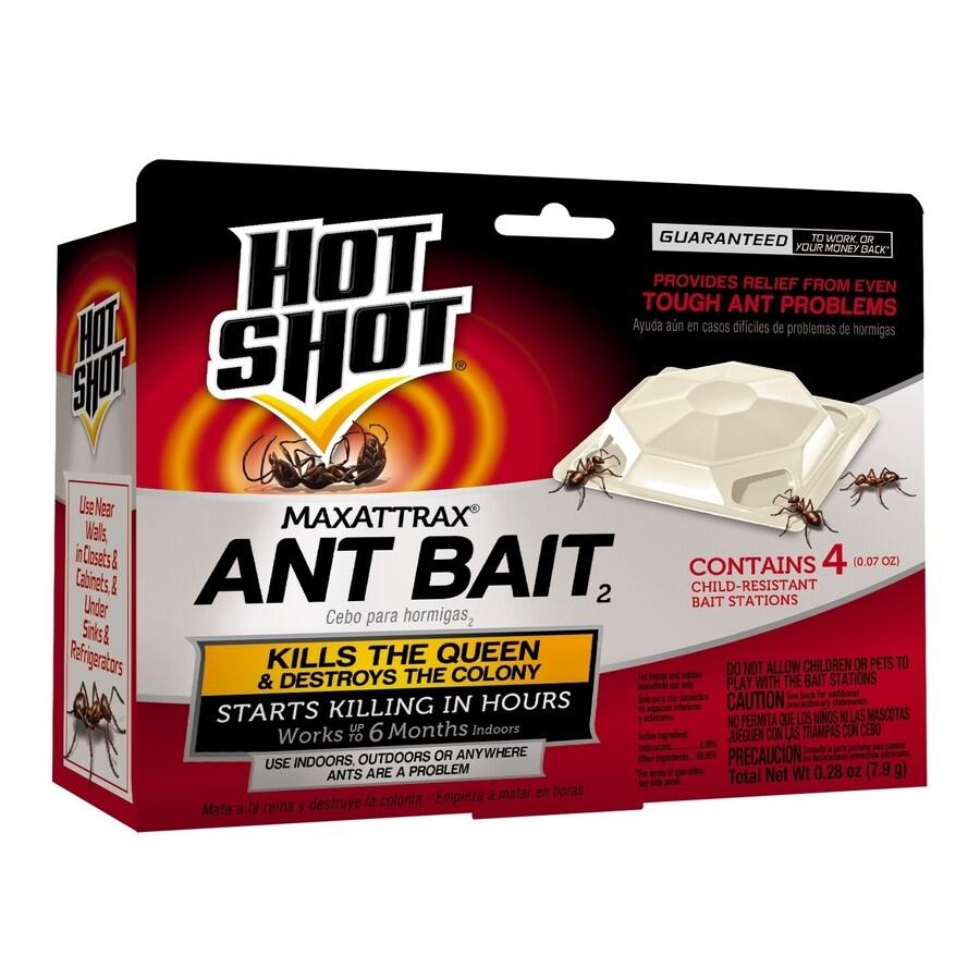 Hot Shot MaxAttrax Ant Bait