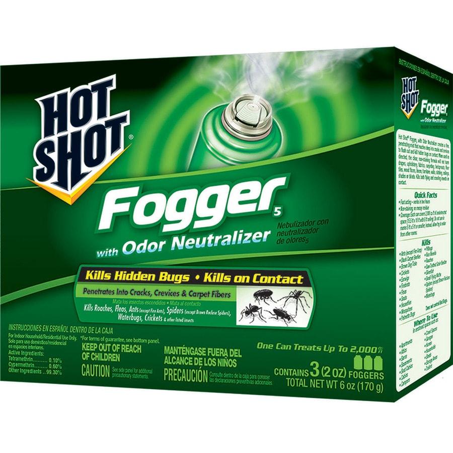 Hot Shot Indoor Fogger