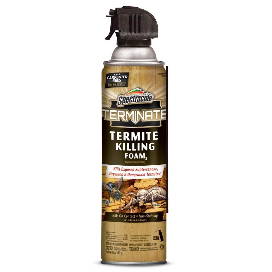 Spectracide Termite Killing Foam