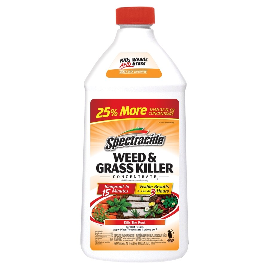 Spectracide 40-fl oz Weed & Grass Killer Concentrate