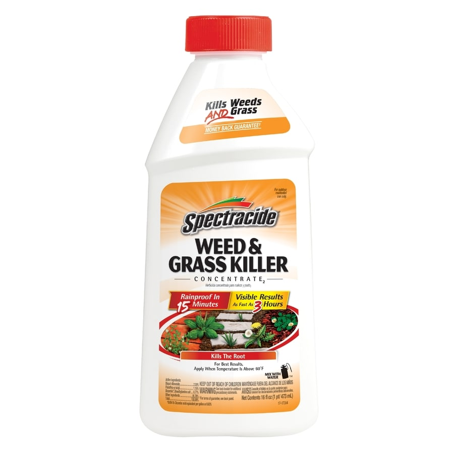 Spectracide 16-fl oz Weed & Grass Killer Concentrate
