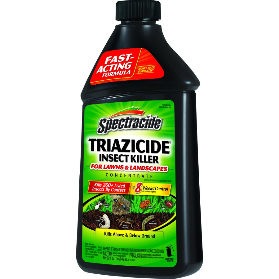 Spectracide 32-fl oz Triazicide Insect Killer for Lawns & Landscapes Concentrate
