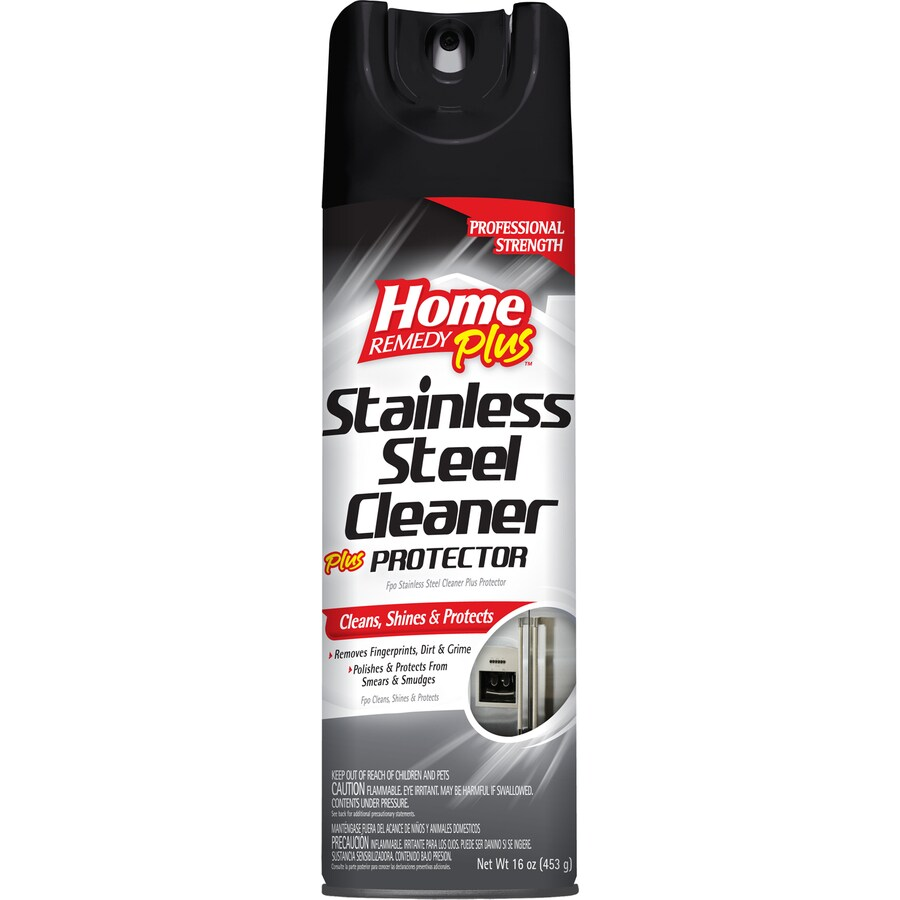 Home Remedy Plus 16 oz Stainless Steel Cleaner
