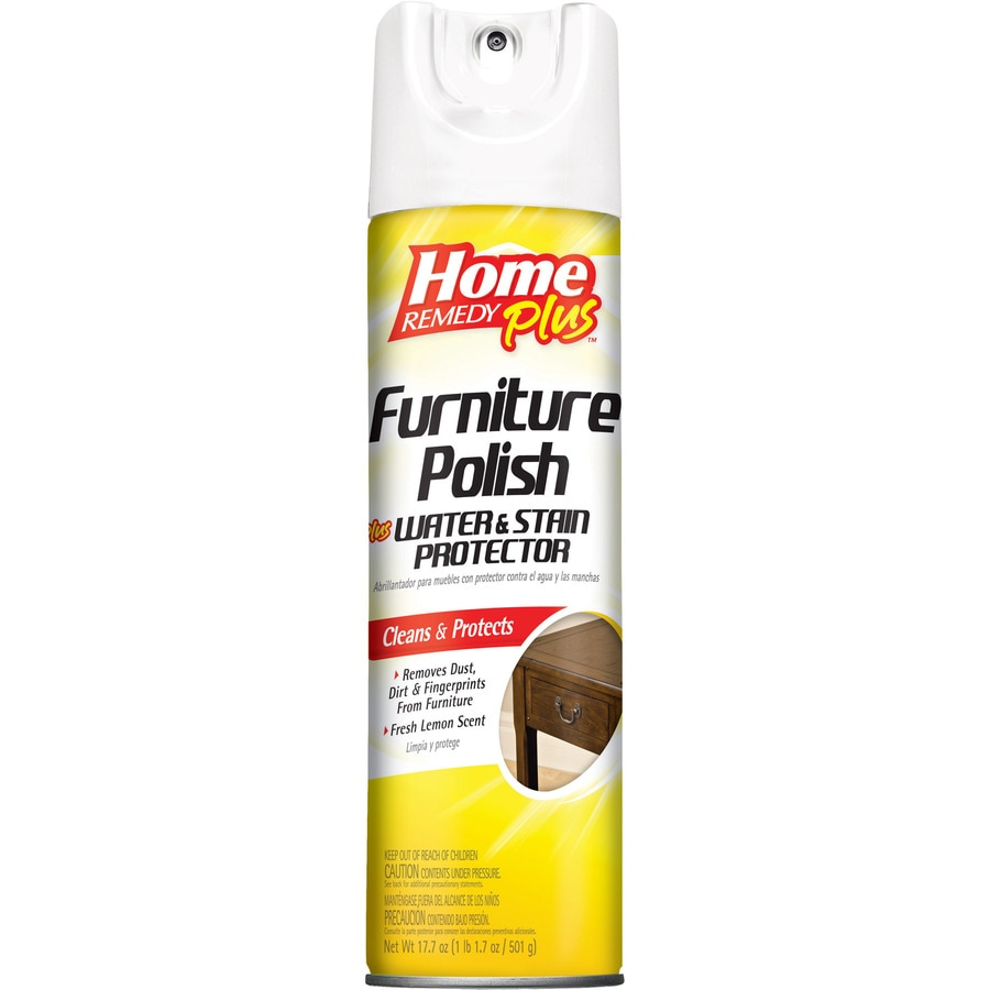 Home Remedy Plus 17.7-oz Furniture Cleaner