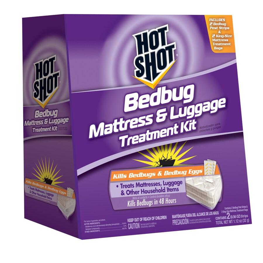 Hot Shot 43.04-oz Bed Bug Strips
