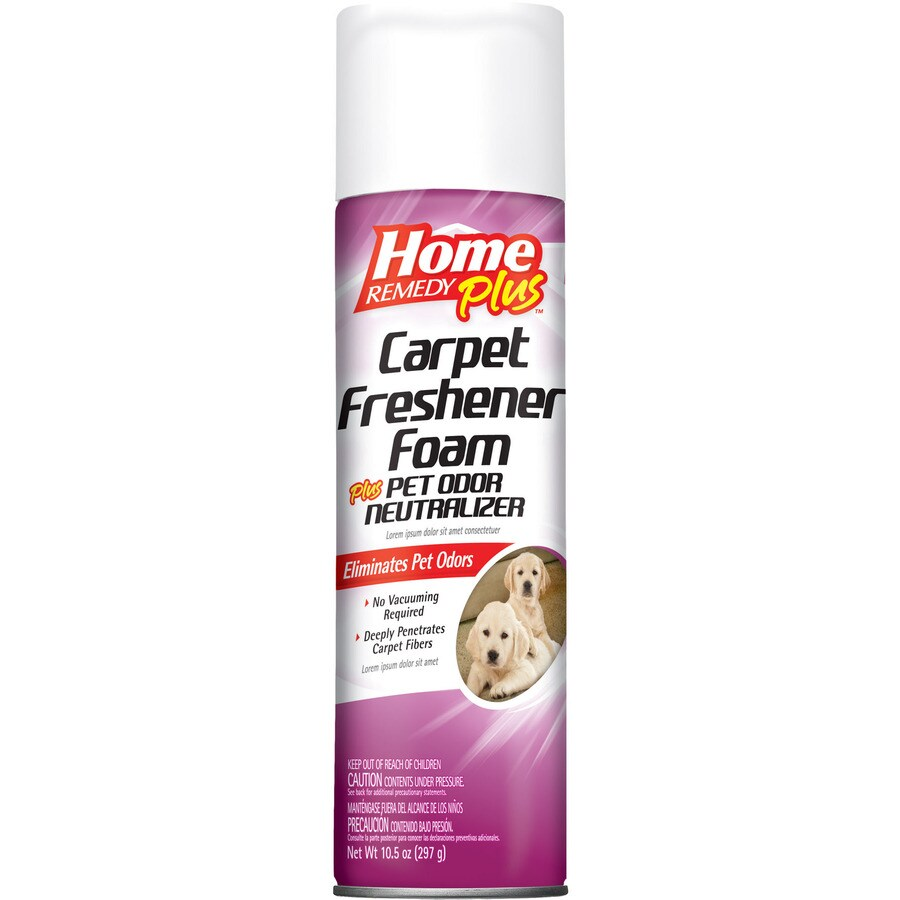 Home Remedy Plus 10.5-oz Carpet Cleaner