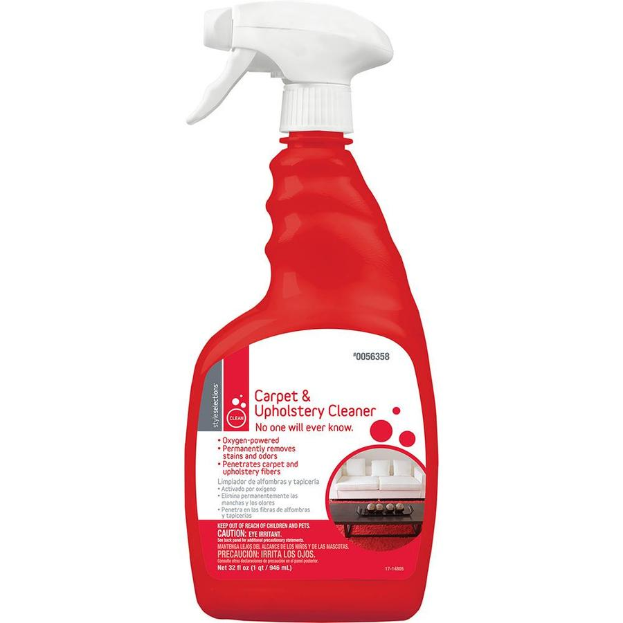 Shop Style Selections 32-oz Carpet Cleaner at Lowes.com
