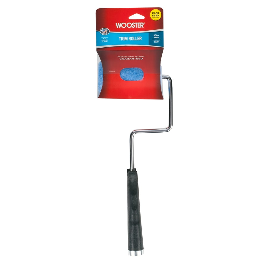 Wooster Synthetic Blend Mini Paint Roller (Common: 4-in; Actual: 4-in)