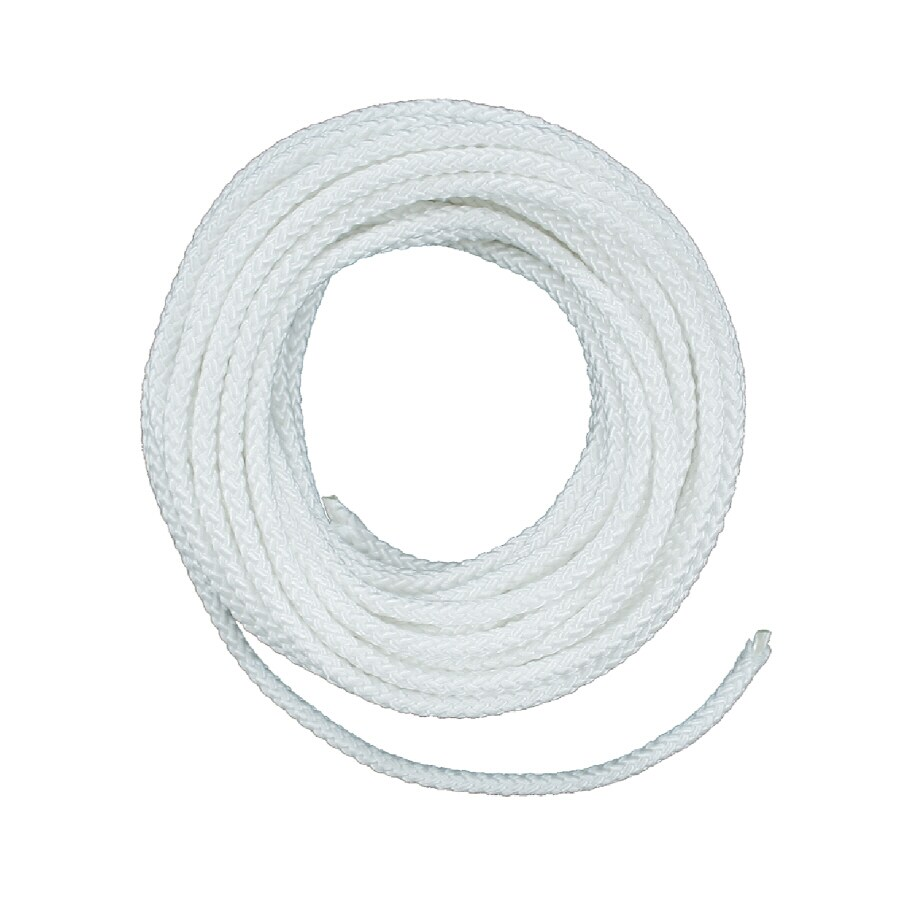 Lehigh 3/16-in x 100-ft Braided Nylon Rope