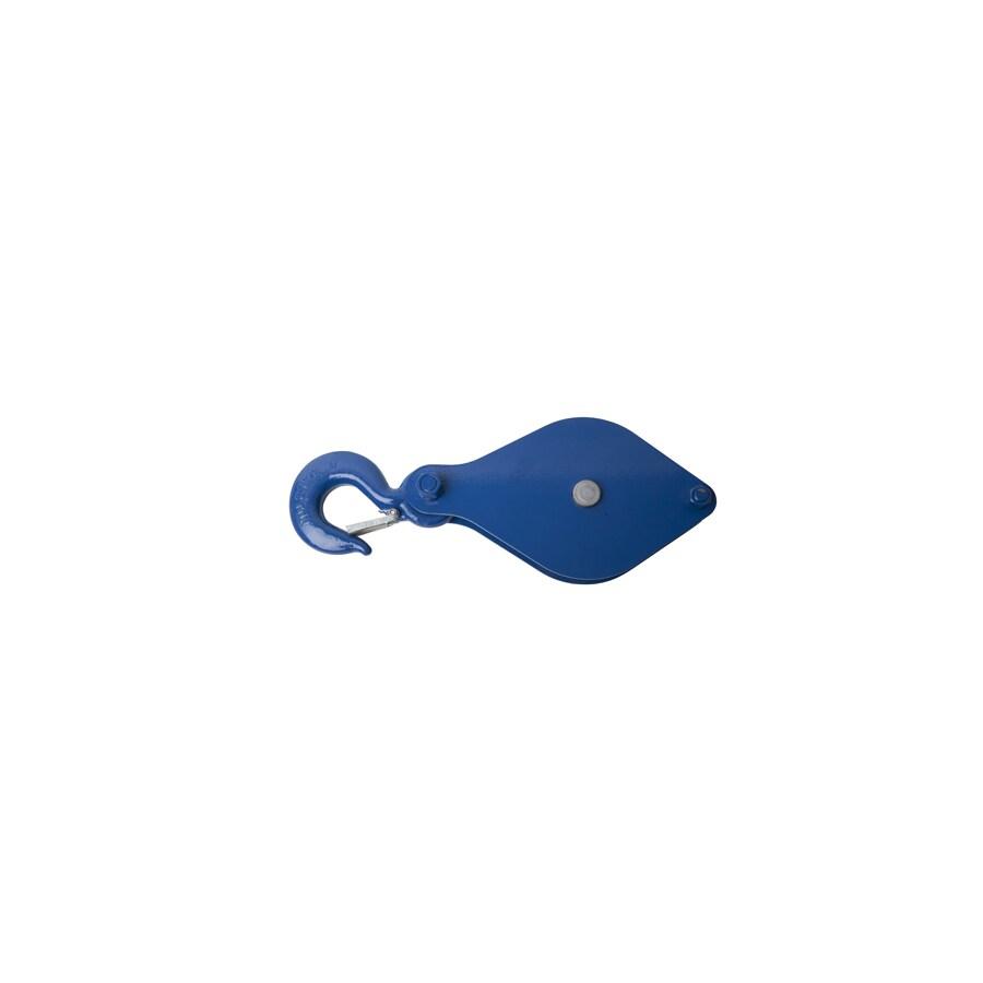 Blue Hawk Steel Block