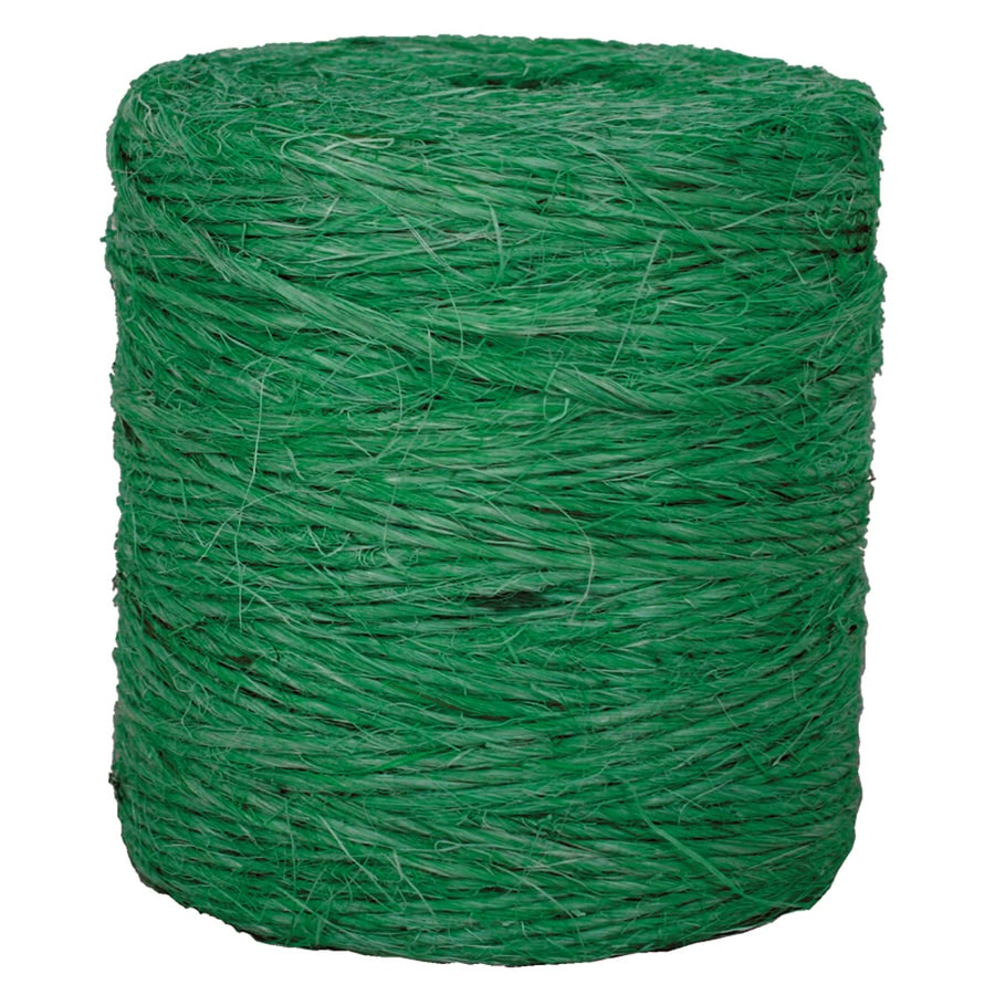 Blue Hawk 1/16-in x 90-ft Twisted Jute Rope