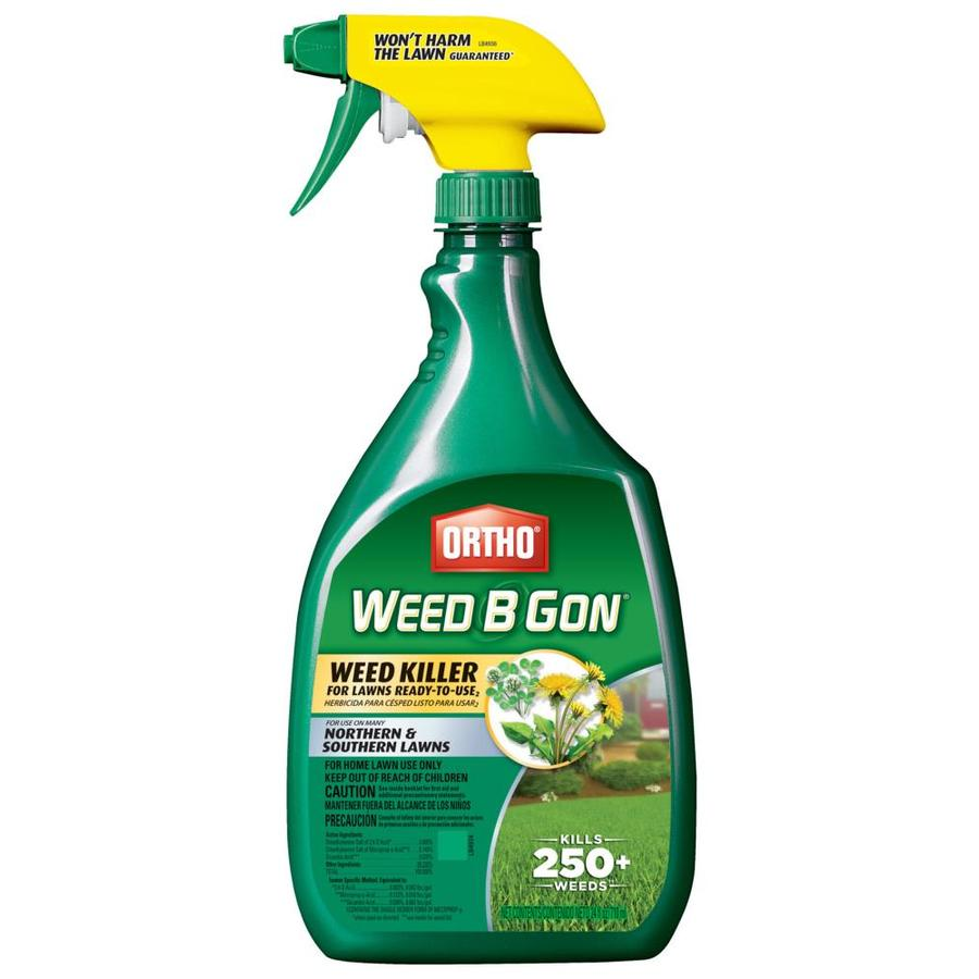 ORTHO 24-fl oz Weed B Gon Weed Killer for Lawns Ready-to-Use Trigger