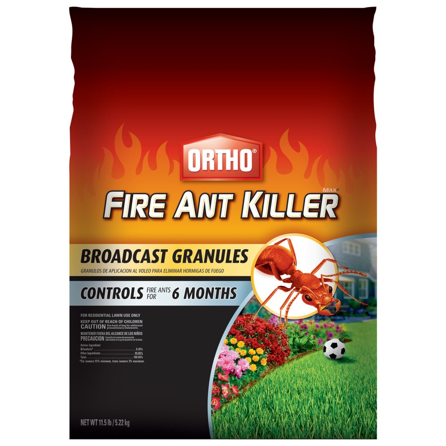 ORTHO 11.5-lb Fire Ant Killer