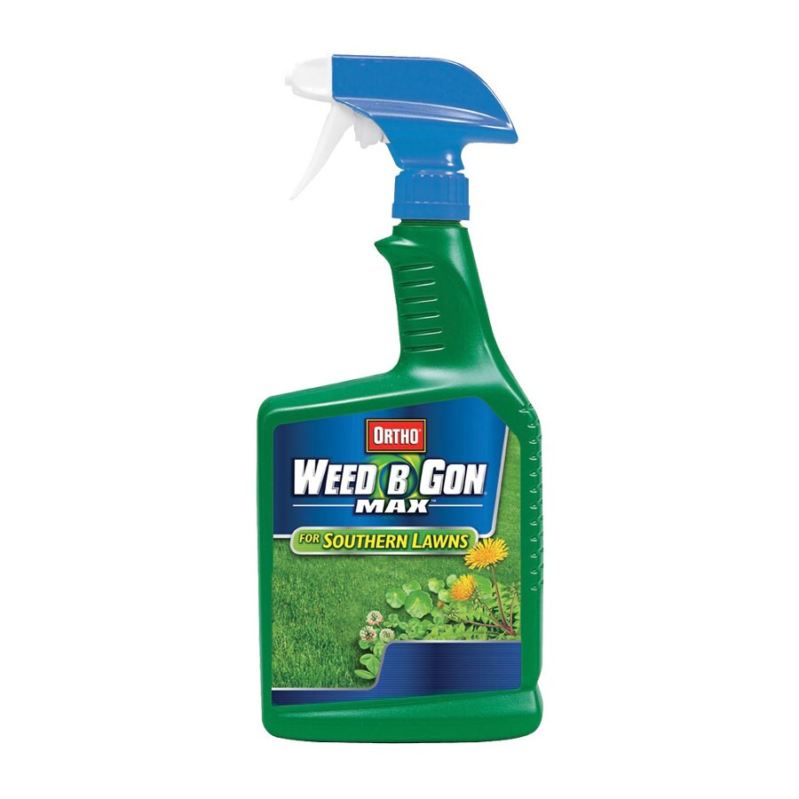 ORTHO 24-oz Weed B Gon Max for Southern Lawns Ready-to-Use