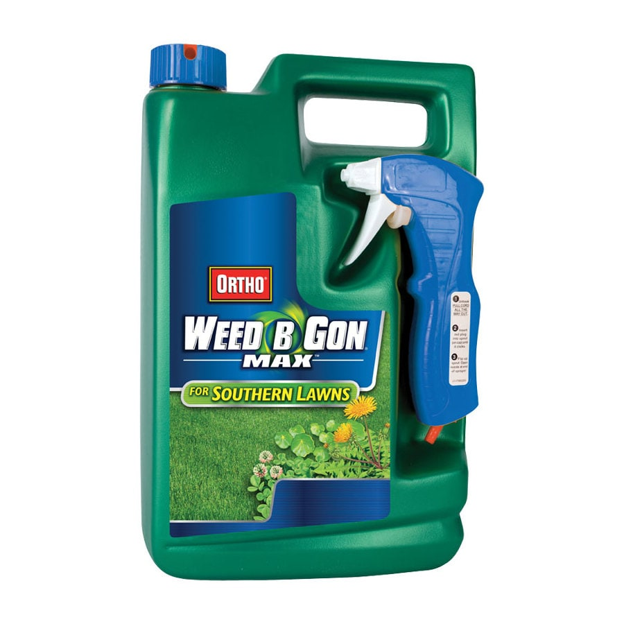 ORTHO 128-oz Weed B Gon Max for Southern Lawns Ready-to-Use