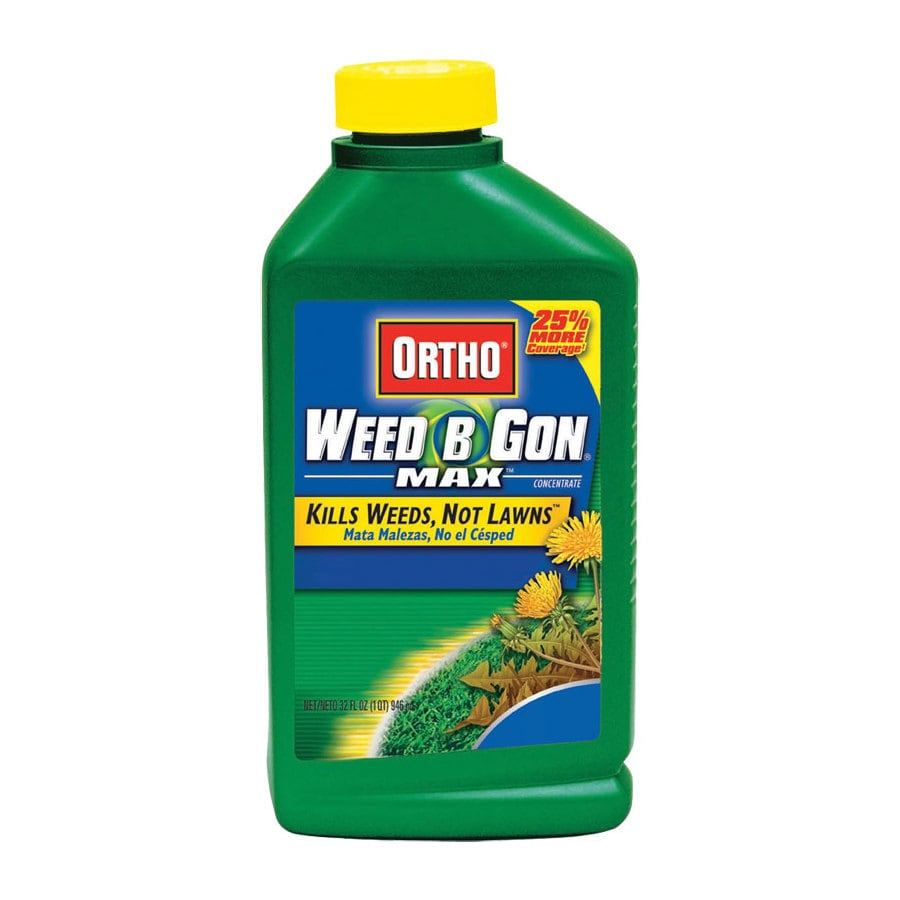 ORTHO 32-oz Weed B Gon Weed Killer for Lawns Concentrate