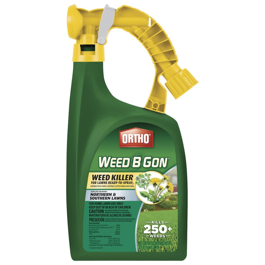 ORTHO 32-fl oz Weed B Gon Weed Killer for Lawns Ready-to-Spray