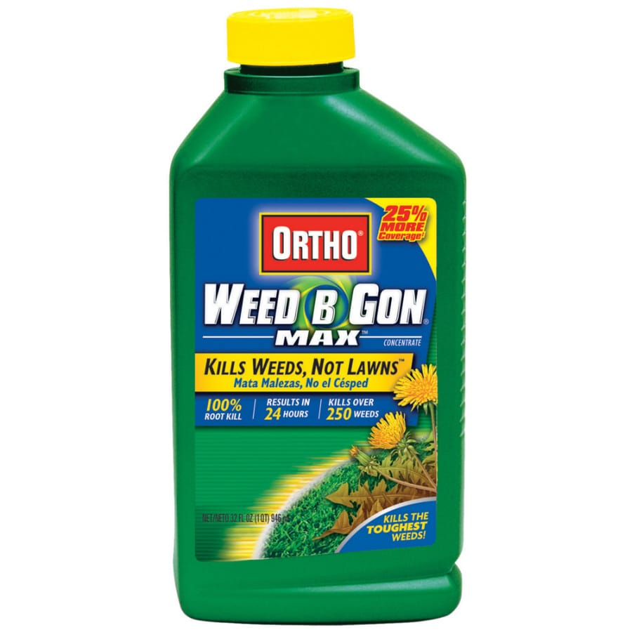 ORTHO 32-oz Weed-B-Gon Max Weed Killer for Lawns