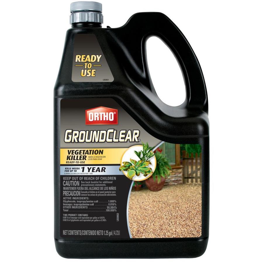ORTHO 1.25-Gallon Groundclear Vegetation Killer Ready-To-Use