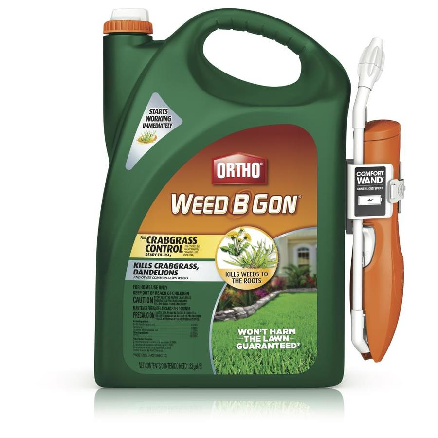 ORTHO 170-oz Ortho Weed B Gon Plus Crabgrass Control Ready-to-Use with Comfort Wand