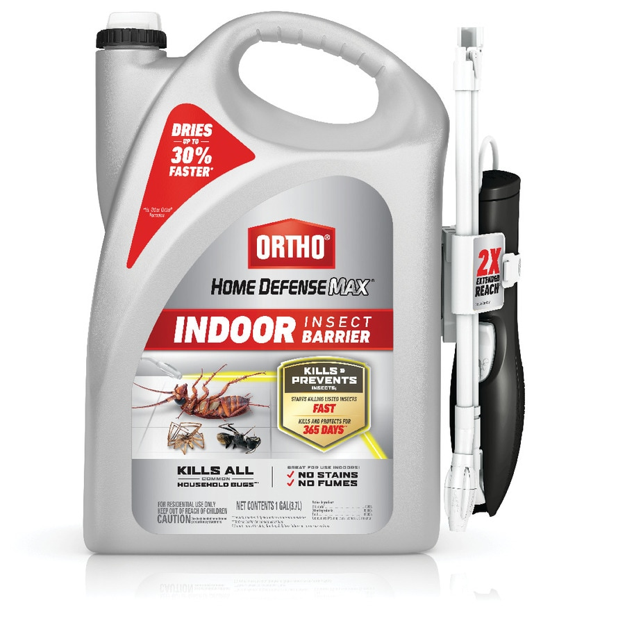 ORTHO Home Defense Max Indoor Insect with Comfort Wand 1-Gallon