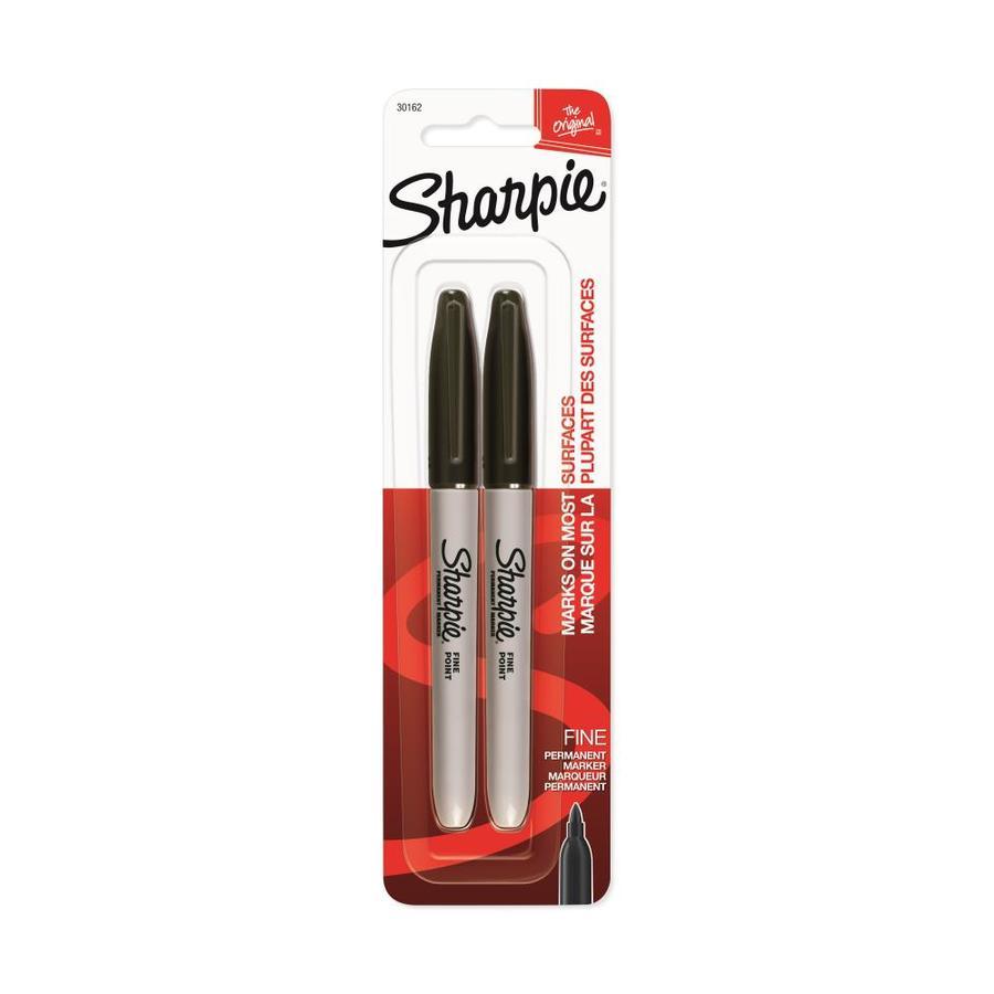 Sharpie Black Fine Point Permanent Marker
