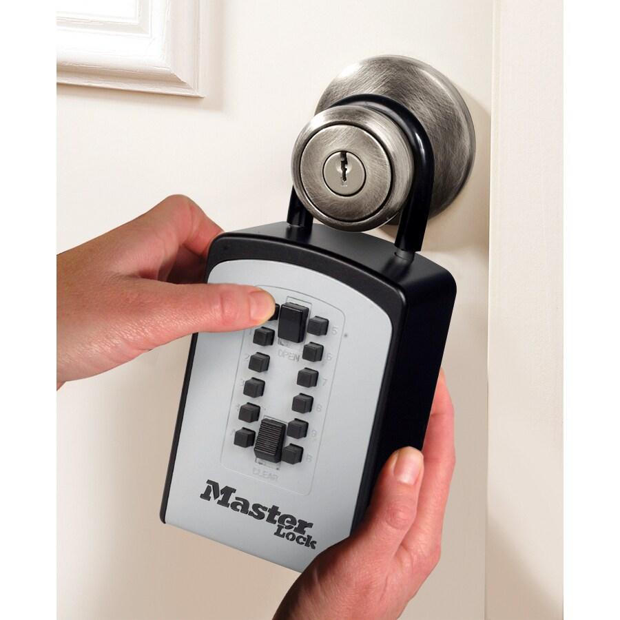 Master Lock Combination Safe