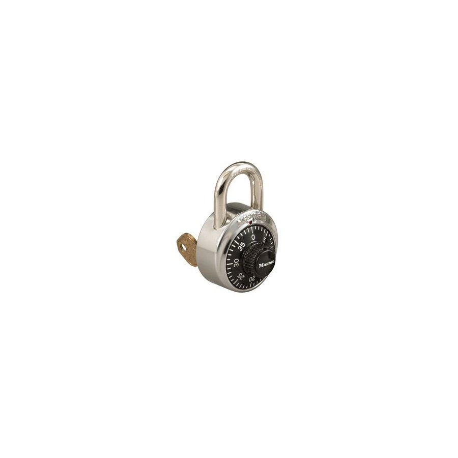 Master Lock 1.75-in Combination Padlock