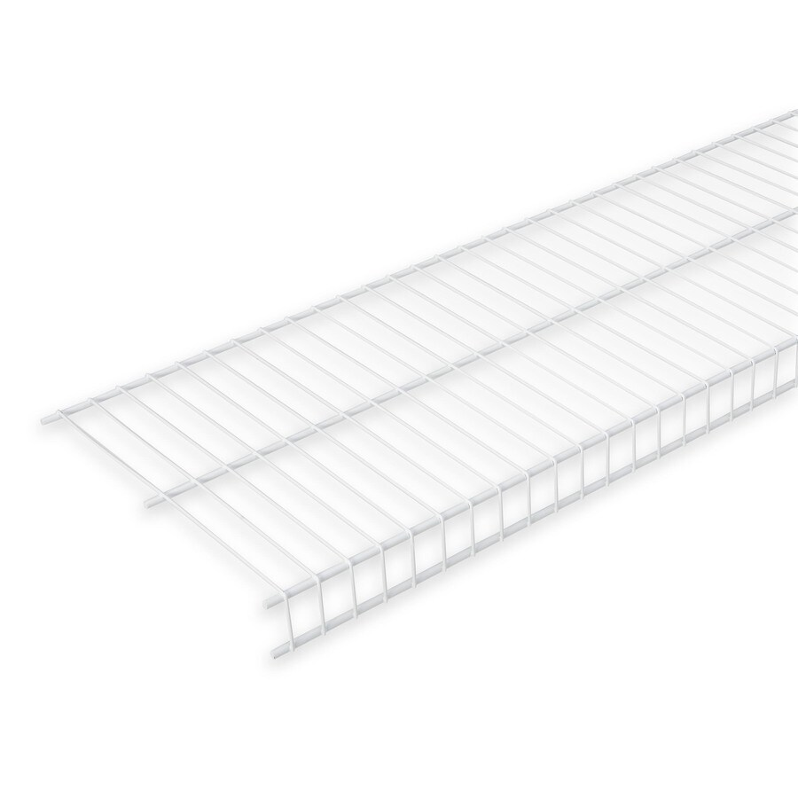 Rubbermaid Homefree Series 8-ft Adjustable Mount Wire Shelving Kits