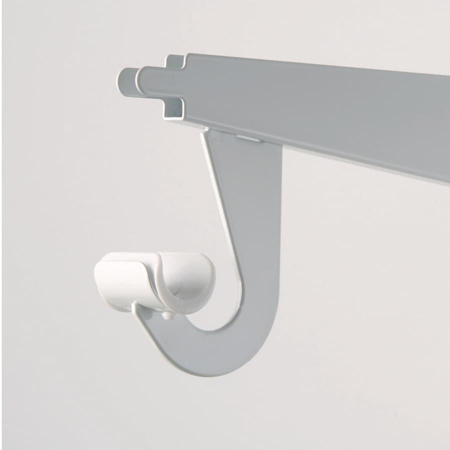 Rubbermaid HomeFree Adjustable Rod Hanger