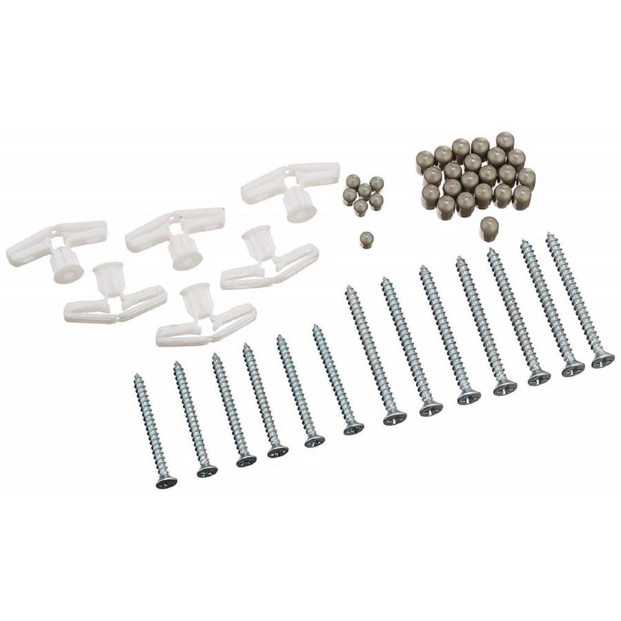 Rubbermaid FastTrack Adjustable Hardware Kit