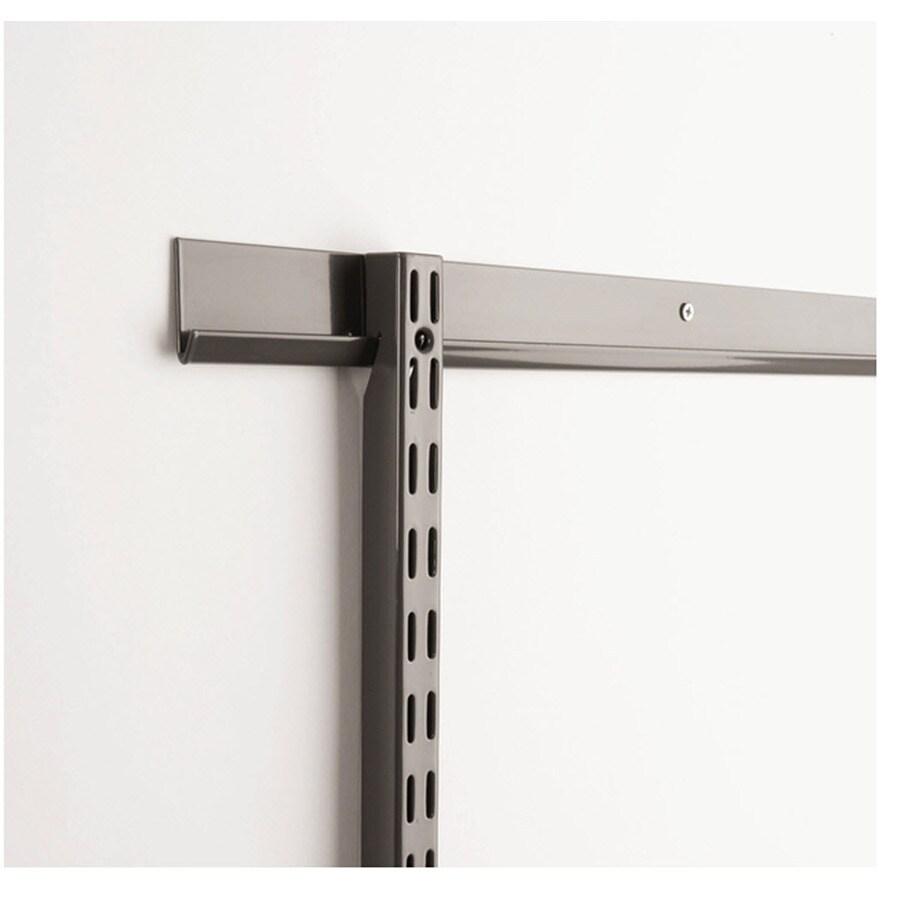 Rubbermaid Tough Stuff Garage 0.875-in W x 70-in L Gray Steel Upright