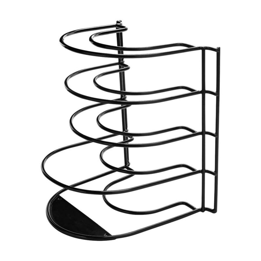 Rubbermaid Coated Wire Plate Rack